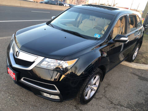 2013 Acura MDX for sale at STATE AUTO SALES in Lodi NJ