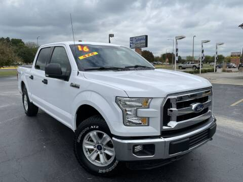 2016 Ford F-150 for sale at Integrity Auto Center in Paola KS