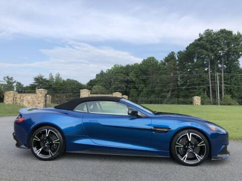 2018 Aston Martin Vanquish S for sale at Gandrud Dodge in Green Bay WI