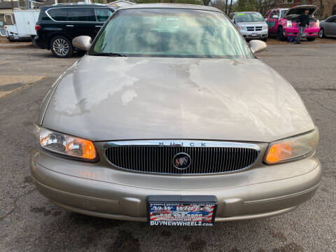 2002 Buick Century for sale at New Wheels in Glendale Heights IL