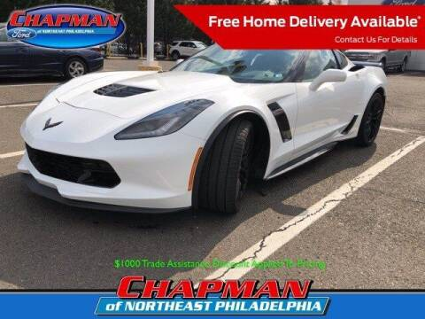 2019 Chevrolet Corvette for sale at CHAPMAN FORD NORTHEAST PHILADELPHIA in Philadelphia PA