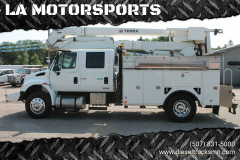 2009 International DuraStar 4400 for sale at LA MOTORSPORTS in Windom MN