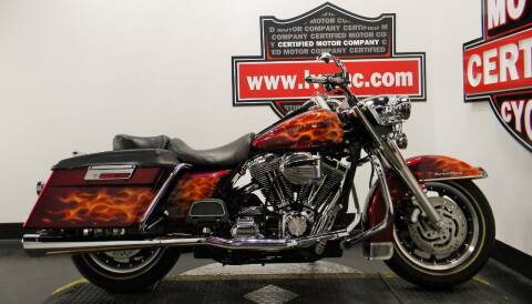 2006 Harley-Davidson Road King for sale at Certified Motor Company in Las Vegas NV