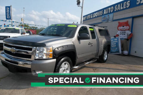 2009 Chevrolet Silverado 1500 for sale at Highway 100 & Loomis Road Sales in Franklin WI