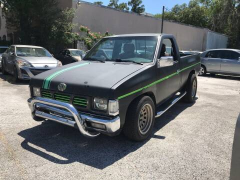 1994 Nissan Truck for sale at Popular Imports Auto Sales in Gainesville FL