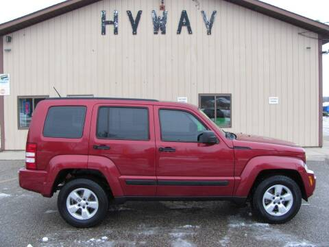 2011 Jeep Liberty for sale at HyWay Auto Sales in Holland MI