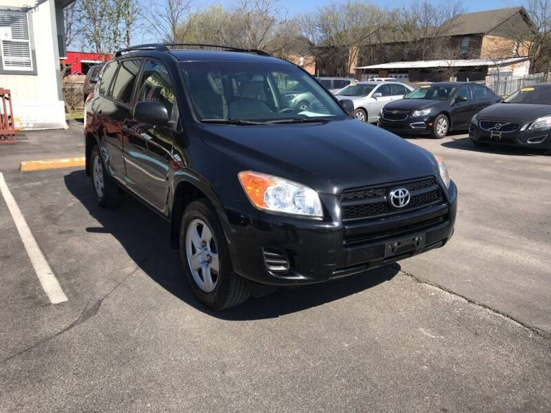 2010 Toyota RAV4 for sale at Auto Solution in San Antonio TX