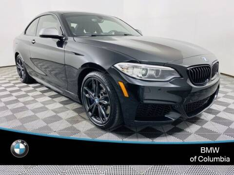 2016 BMW 2 Series for sale at Preowned of Columbia in Columbia MO