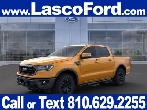 2021 Ford Ranger for sale at LASCO FORD in Fenton MI