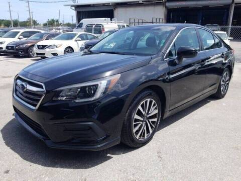 2018 Subaru Legacy for sale at Hickory Used Car Superstore in Hickory NC