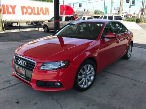 2011 Audi A4 for sale at Michael's Imports in Tallahassee FL