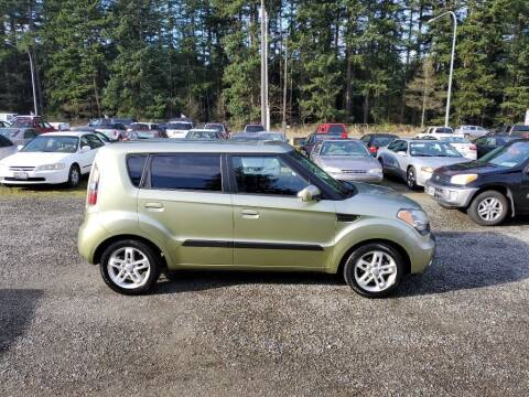 2010 Kia Soul for sale at WILSON MOTORS in Spanaway WA