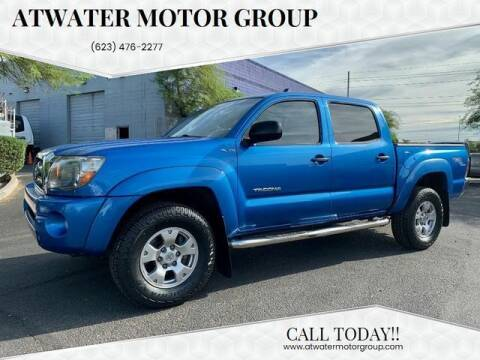 2010 Toyota Tacoma for sale at Atwater Motor Group in Phoenix AZ