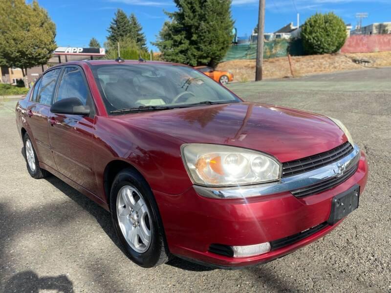 2004 Chevrolet Malibu for sale at South Tacoma Motors Inc in Tacoma WA