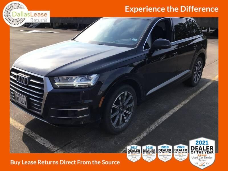 2018 Audi Q7 for sale in Dallas, TX
