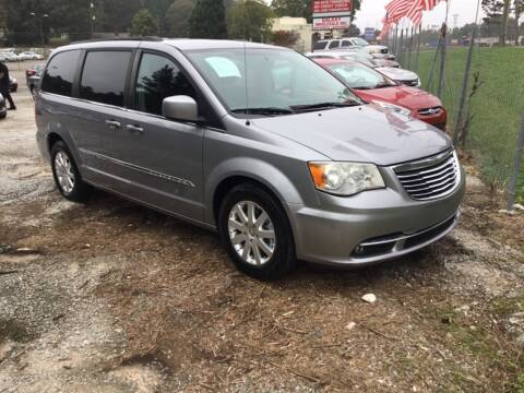 2013 Chrysler Town and Country for sale at Certified Motors LLC in Mableton GA