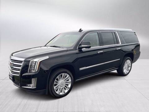 2015 Cadillac Escalade ESV for sale at Fitzgerald Cadillac & Chevrolet in Frederick MD
