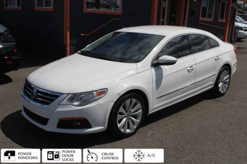 2010 Volkswagen CC for sale at Sabeti Motors in Tacoma WA
