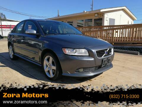 2010 Volvo S40 for sale at Zora Motors in Houston TX