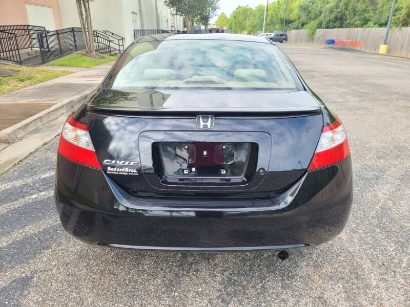 2006 Honda Civic LX 2dr Coupe w/Automatic - Houston TX