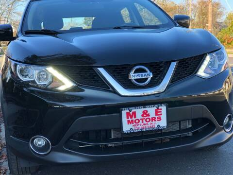 2017 Nissan Rogue Sport for sale at M & E Motors in Neptune NJ