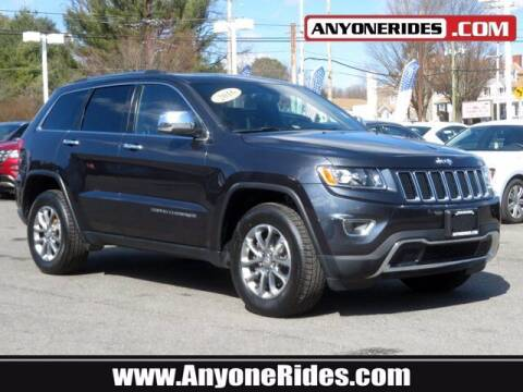 2016 Jeep Grand Cherokee for sale at ANYONERIDES.COM in Kingsville MD
