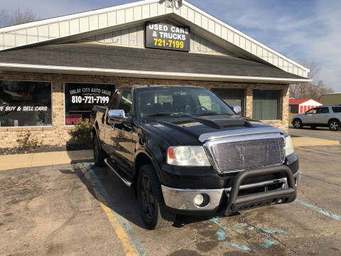 2006 Ford F-150 for sale at Imlay City Auto Sales LLC. in Imlay City MI