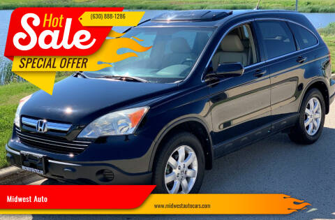 2009 Honda CR-V for sale at Midwest Auto in Naperville IL