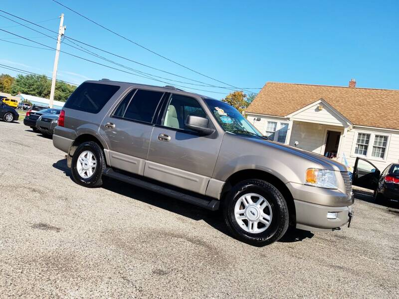 2003 Ford Expedition for sale at New Wave Auto of Vineland in Vineland NJ
