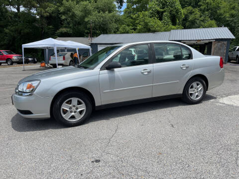 2004 Chevrolet Malibu for sale at Adairsville Auto Mart in Plainville GA