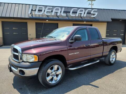 2004 Dodge Ram Pickup 1500 for sale at I-Deal Cars in Harrisburg PA