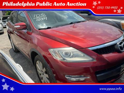 2009 Mazda CX-9 for sale at Philadelphia Public Auto Auction in Philadelphia PA