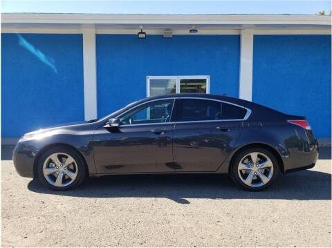 2012 Acura TL for sale at Khodas Cars in Gilroy CA