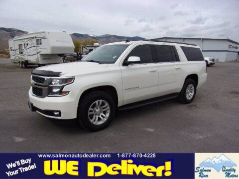 2015 Chevrolet Suburban for sale at QUALITY MOTORS in Salmon ID