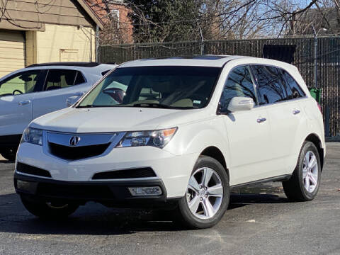 2012 Acura MDX for sale at Kugman Motors in Saint Louis MO