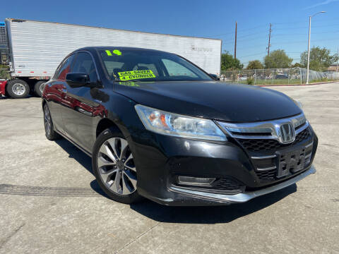 2014 Honda Accord Plug-In for sale at Affordable Auto Solutions in Wilmington CA