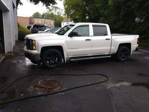 2014 Chevrolet Silverado 1500 for sale at Berkshire County Auto Repair and Sales in Pittsfield MA