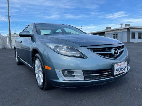 2012 Mazda MAZDA6 for sale at Approved Autos in Sacramento CA