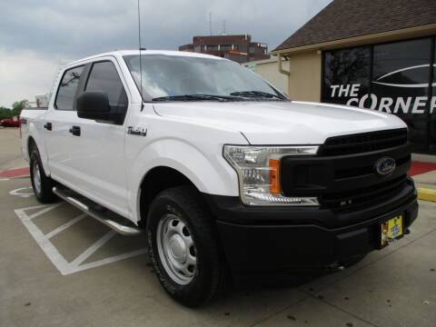 2018 Ford F-150 for sale at Cornerlot.net in Bryan TX