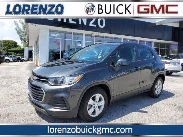 2019 Chevrolet Trax for sale at Lorenzo Buick GMC in Miami FL