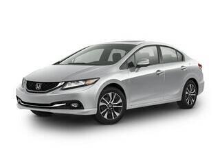 2013 Honda Civic for sale at BORGMAN OF HOLLAND LLC in Holland MI