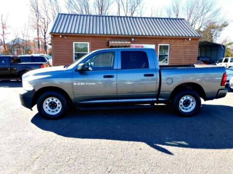 2012 RAM Ram Pickup 1500 for sale at Super Cars Direct in Kernersville NC
