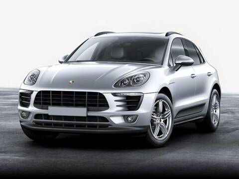 2017 Porsche Macan for sale at Hi-Lo Auto Sales in Frederick MD