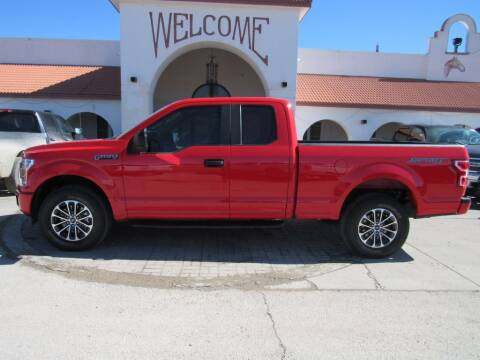 2018 Ford F-150 for sale at HANSEN'S USED CARS in Ottawa KS