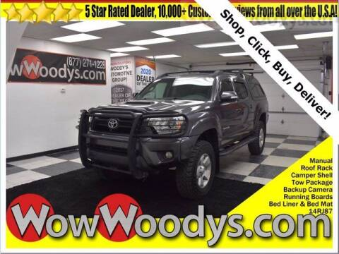2014 Toyota Tacoma for sale at WOODY'S AUTOMOTIVE GROUP in Chillicothe MO