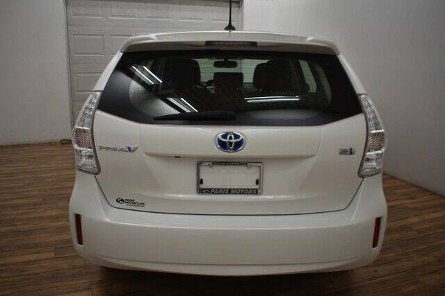 2012 Toyota Prius v Three 4dr Wagon - Grand Rapids MI