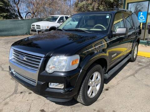 2008 Ford Explorer for sale at RPM AUTO SALES in Lansing MI