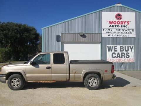 2004 Chevrolet Silverado 1500 for sale at Woody's Auto Sales Inc in Randolph MN