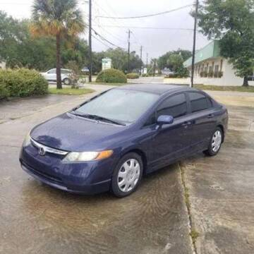 2008 Honda Civic for sale at Castagna Auto Sales LLC in Saint Augustine FL
