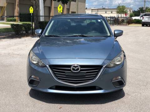 2014 Mazda MAZDA3 for sale at Carlando in Lakeland FL